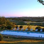 Montechiaro Estates: each Villa has private swimming pool and garden
