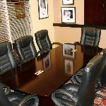 The Executive Room, seats up to 8