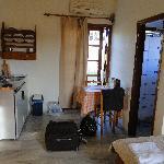 chambre 2 vue kitchenette