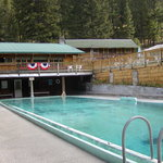 Lost Trail Hot Springs Resort Foto