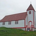 Battle Harbour church
