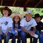 Buckaroos ready to ride!