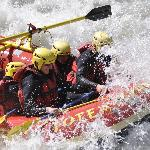 Rafting booked by Deb and Al with transport provided