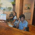 Reception Staff :-)