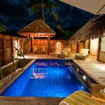 Garden Pool Suite, Pool