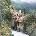 Bergen Apuane är fullt med små och sevärda byar.