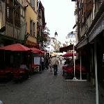 in the heart of scenic old Troyes