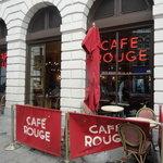 Foto de Cafe Rouge - Tottenham Court Road