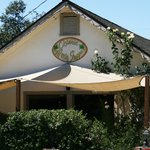 A truly pretty restaurant in Ojai
