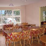 Letterfrack Lodge - Dining Room