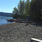 canoes, boats and kayaks available