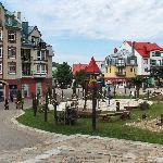 Visite du village du Mont-Tremblant