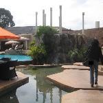 Pool / Patio Area