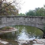 Bridge over Twin Lakes