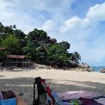 Der Strand (ca. 5min zu Fuß)