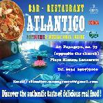 Foto de Atlantico Bar Restaurant