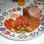 Sandy's great English Breakfast