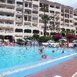 Good pool area