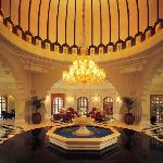 The Lobby at Udaivilas