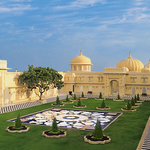 Fore Court at the Oberoi Udaivilas