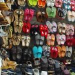 Schuhe in allen Größen und Farben