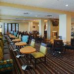 Hampton Inn White Plains - Breakfast Area