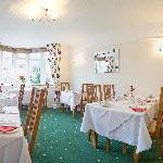 Green Haven Breakfast Dining Room