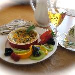 Breakfast Quiche