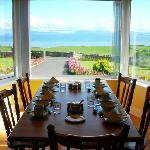 Excellent Guest Dining room in Ocean Spray showing the view, facilities including Wi-Fi Internet