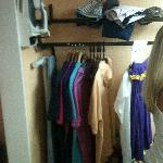 Closet w/ Iron & Board