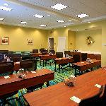 Our Buccaneer Meeting Room.