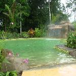 Great pools at Blue River Resort
