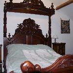 Bedroom first floor.