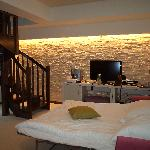 2 floors suite CORTINA