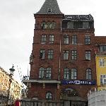 Hotel desde barco