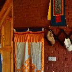 Inside Shivapuri Cottage