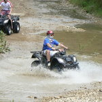 Quad Bike Safari tour in Side