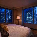 Sky View Corner Room