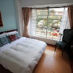 Room #4 w/ Comfortable Queen Bed & Shared Bathroom