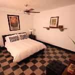 Room #1 w/ Comfortable Queen Bed & En Suite Bathroom