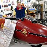 """The Worlds Fastest Indian""  Fantastic."