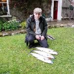 Fishing is not Compulsory BUT Great Fun ! TBJ (Not me) with 3 Fish