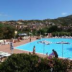 Une des 3 piscines