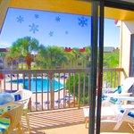 J32 Vacation Rental Home Ocean Village Club Beachfront Complex  St. Augustine FL  Photo #anneflo
