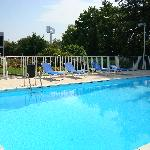 Good pool for swimming