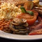 One of our Hugely Popular cooked to order Farmhouse Brunches