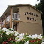 Stardust Motel Exterior