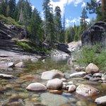 Secret Sierra creek