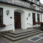 Eingangsbereich Hotel