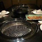 smokeless grill and shabu shabu
